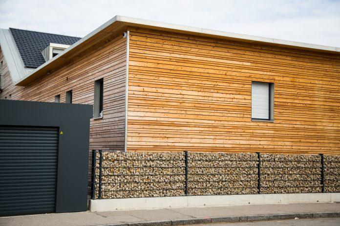 gabion,moderné bývanie