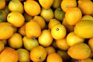 zdravie, printové médiá, citrusy