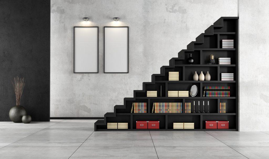 printovemedia, precitajonline, kniznica, knihovna, knihy, citanie, zabava, relax, schody, inspiracie